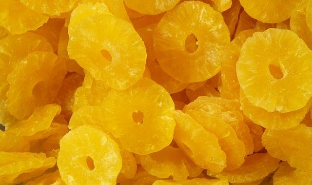 果糖たっぷりパイナップル