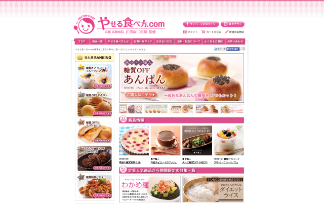 やせる食べ方.com