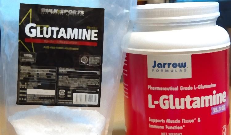 L-グルタミン(アミノ酸)