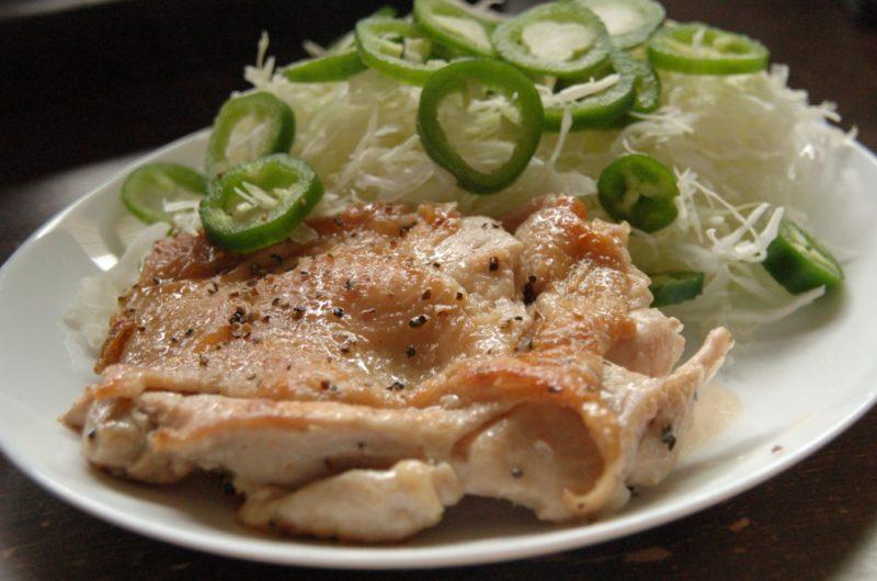 福井県産の越前白山鶏のもも肉