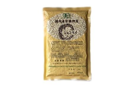 押し麦(大麦)/国産、オーガニック、300g✕2袋、1500円前後