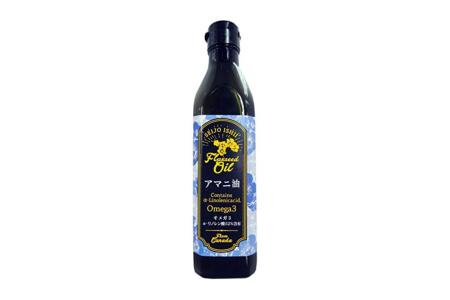 亜麻仁油(フラックスシードオイル)/カナダ産、エキストラバージン、低温圧搾、270g、1300円前後