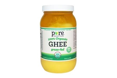 ギー(澄ましバター)/バターオイル、オーガニック、無添加、425g、2100円前後