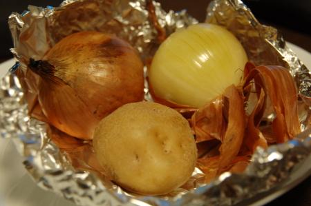 有機栽培の玉葱