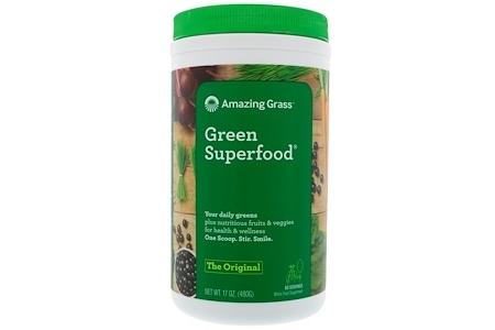 グリーンスーパーフード