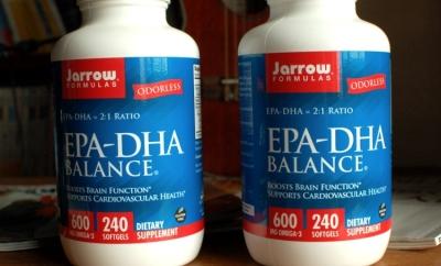 EPA,DHAサプリメント