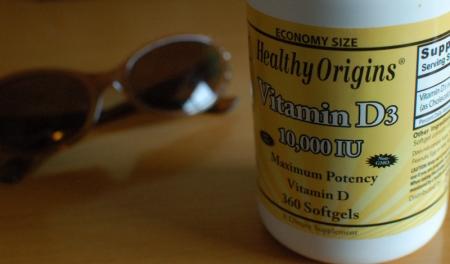 ビタミンD3サプリメントおすすめ