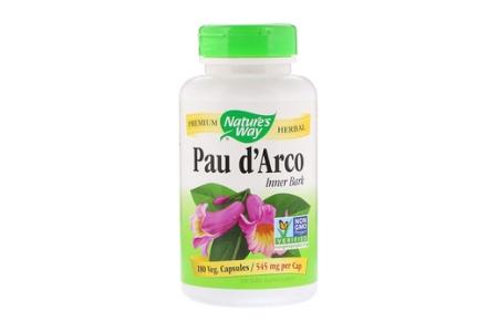 パウダルコ/植物性カプセル、抗真菌、抗カンジダ、545mg✕180個、1000円前後