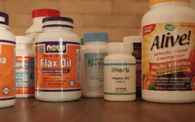 ビタミンとミネラルのサプリメント