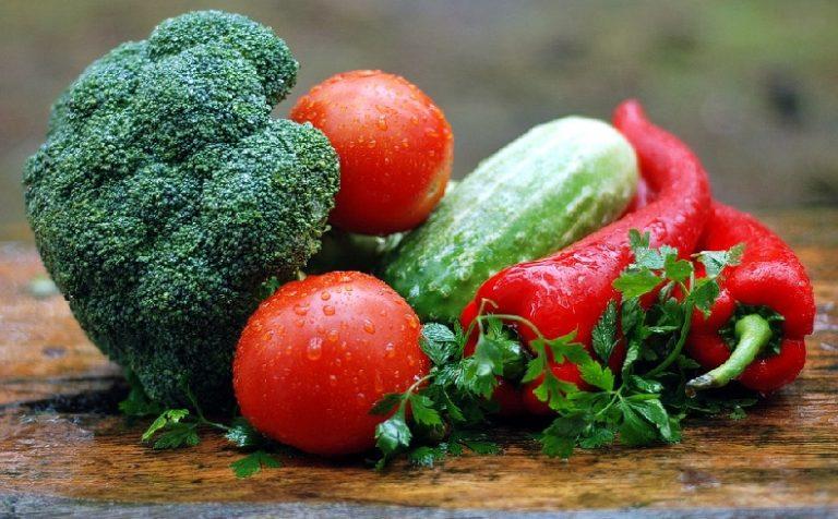 アルカリ性食品の野菜